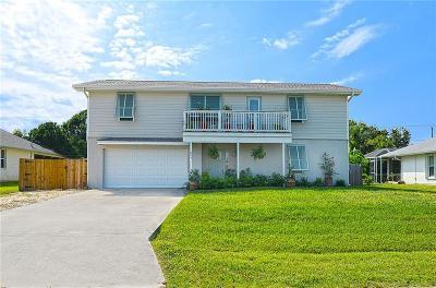 Sebastian FL Single Family Home For Sale: $274,900