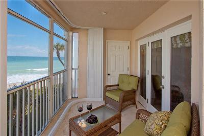 Vero Beach, Indian River Shores, Melbourne Beach, Melbourne, Sebastian, Palm Bay, Orchid Island, Micco, Indialantic, Satellite Beach Rental For Rent: 8880 N Sea Oaks Way #202