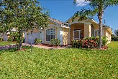 Vero Beach Single Family Home For Sale: 517 SW Valencia Circle