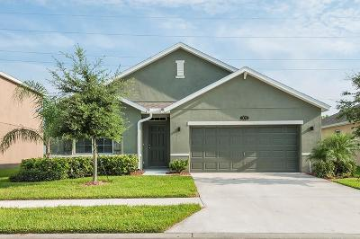Vero Beach Single Family Home For Sale: 1479 SW Lexington
