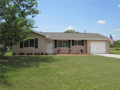 Vero Beach, Indian River Shores, Melbourne Beach, Melbourne, Sebastian, Palm Bay, Orchid Island, Micco, Indialantic, Satellite Beach Single Family Home For Sale: 1925 SW 23rd Place
