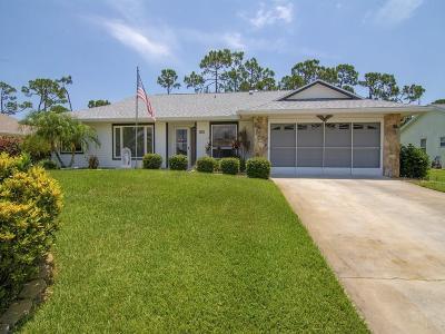Sebastian Single Family Home For Sale: 117 Nebraska Circle
