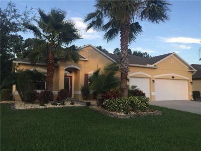 Vero Beach Single Family Home For Sale: 4587 Ashley Lake Circle