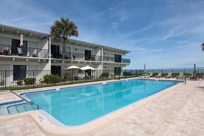 Vero Beach, Indian River Shores, Melbourne Beach, Melbourne, Sebastian, Palm Bay, Orchid Island, Micco, Indialantic, Satellite Beach Rental For Rent: 4400 Highway A1a #20