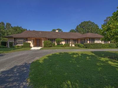 Vero Beach Single Family Home For Sale: 2965 59th Avenue