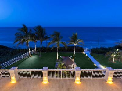 Vero Beach, Indian River Shores, Melbourne Beach, Sebastian, Palm Bay, Orchid Island, Micco, Indialantic, Satellite Beach Single Family Home For Sale: 5045 Highway A1a