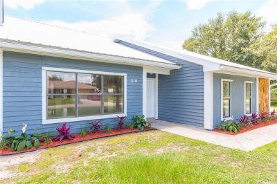 Melbourne, Melbourne Beach Single Family Home For Sale: 210 Dickinson Street