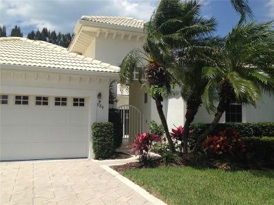 Island Club Of Vero Single Family Home For Sale: 989 Island Club
