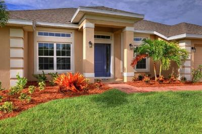 Oaks Of Vero Single Family Home For Sale: 1282 Scarlet Oak Circle #C1R