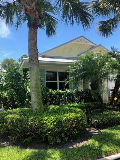 Vero Beach, Indian River Shores, Melbourne Beach, Melbourne, Sebastian, Palm Bay, Orchid Island, Micco, Indialantic, Satellite Beach Rental For Rent: 418 Pineapple