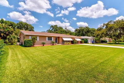 Vero Beach Single Family Home For Sale: 1836 32nd Ave Avenue