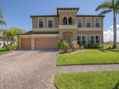 Oaks Of Vero Single Family Home For Sale: 1308 Scarlet Oak Circle