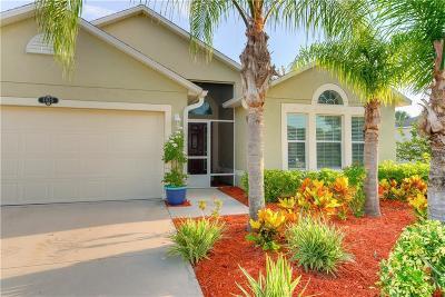 Ashley Lakes, Ashley Lakes North Single Family Home For Sale: 4835 Ashley Lake Circle