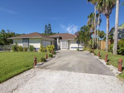 Sebastian FL Single Family Home For Sale: $244,900
