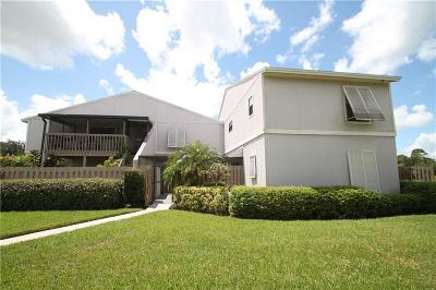 Sebastian Condo/Townhouse For Sale: 1184 Breezy Way #6B