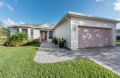 Sebastian FL Single Family Home For Sale: $259,995