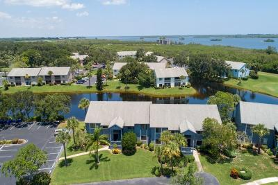 Sebastian Condo/Townhouse For Sale: 5740 Pelican Pointe Drive #3