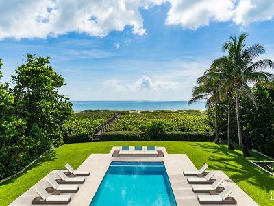 Vero Beach, Indian River Shores, Melbourne Beach, Sebastian, Palm Bay, Orchid Island, Micco, Indialantic, Satellite Beach Single Family Home For Sale: 1804 Ocean Drive