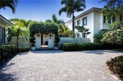 Vero Beach, Indian River Shores, Melbourne Beach, Sebastian, Palm Bay, Orchid Island, Micco, Indialantic, Satellite Beach Single Family Home For Sale: 730 Egret Point