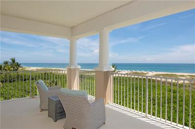 Vero Beach, Indian River Shores, Melbourne Beach, Sebastian, Palm Bay, Orchid Island, Micco, Indialantic, Satellite Beach Condo/Townhouse For Sale: 1508 Ocean Drive #303