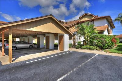 Sebastian Condo/Townhouse For Sale: 6180 Mirror Lake Drive #524