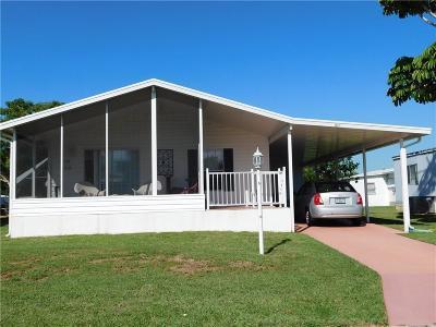 Sebastian Single Family Home For Sale: 1021 Oriole Circle