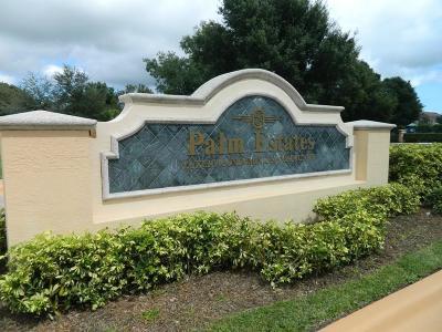 Vero Beach Condo/Townhouse For Sale: 2392 57th Circle #2392