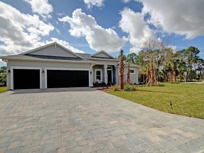 Vero Beach Single Family Home For Sale: 5924 Sequoia Circle