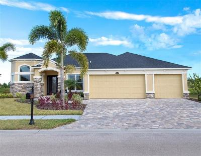 Vero Beach Single Family Home For Sale: 5928 Sequoia Circle