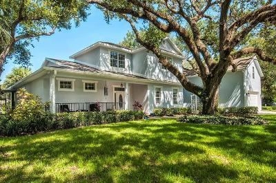 Vero Beach Single Family Home For Sale: 7330 36th Court
