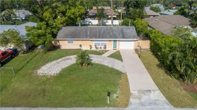 Vero Beach Single Family Home For Sale: 325 18th Ave