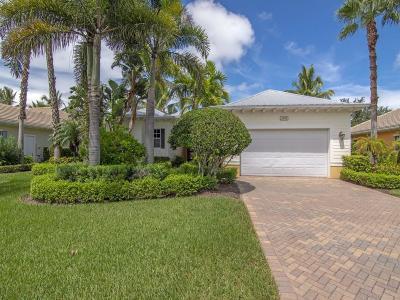 Vero Beach Single Family Home For Sale: 2859 Saint Barts