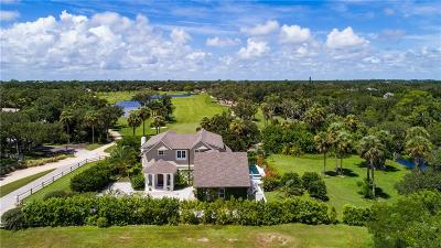 Vero Beach Single Family Home For Sale: 2775 Whippoorwill Lane