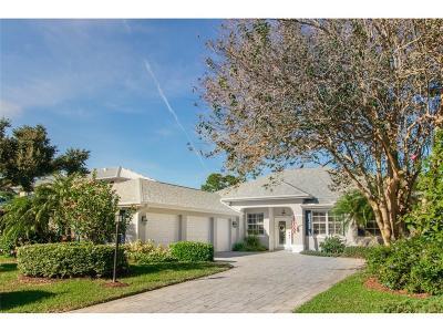 Vero Beach Single Family Home For Sale: 736 SW Hampton Woods Lane