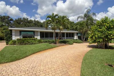 Vero Beach FL Single Family Home For Sale: $359,000