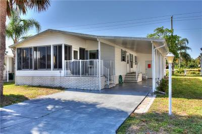 Sebastian Single Family Home For Sale: 909 Laurel Circle