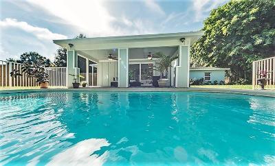 Vero Beach Single Family Home For Sale: 2125 Buena Vista Boulevard