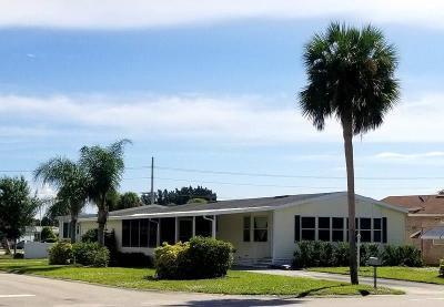 Sebastian Single Family Home For Sale: 450 Barefoot Boulevard