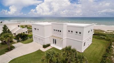 Vero Beach, Indian River Shores, Melbourne Beach, Sebastian, Palm Bay, Orchid Island, Micco, Indialantic, Satellite Beach Single Family Home For Sale: 1611 Atlantic Street