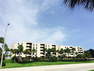 Vero Beach Condo/Townhouse For Sale: 4600 Highway A1a #105