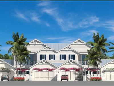 Vero Beach Single Family Home For Sale: Xxx Highway A1a #C-3