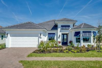 Vero Beach Single Family Home For Sale: 1329 Lilys Cay Circle