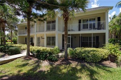 Vero Beach Single Family Home For Sale: 4109 Silver Palm Drive #A