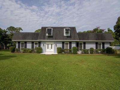 Vero Beach Single Family Home For Sale: 635 11th Court