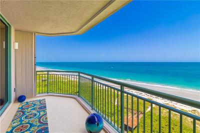 Hutchinson Island Condo/Townhouse For Sale: 4310 Highway A1a #802N