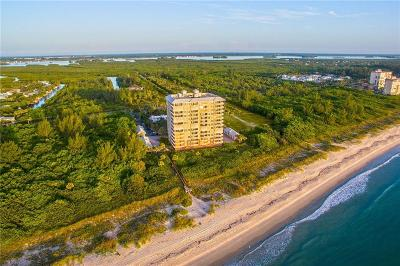 Hutchinson Island Condo/Townhouse For Sale: 3702 Highway A1a #704