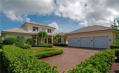 Vero Beach Single Family Home For Sale: 7634 Polo Grounds Lane