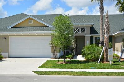 Vero Beach Single Family Home For Sale: 4333 Baseline Drive