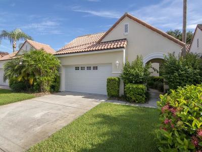 Vero Beach Single Family Home For Sale: 1640 Victoria Circle