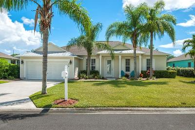 Vero Beach Single Family Home For Sale: 370 SW 25th Avenue